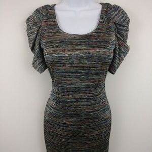 Forever-21-Women Size-Medium-Multi-colors-Bodycon-